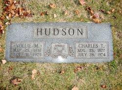 Vollie M. <i>Stroud</i> Hudson
