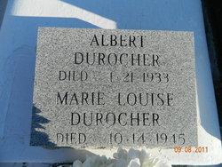 Albert Durocher