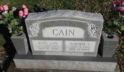 Maye <i>Lair</i> Cain
