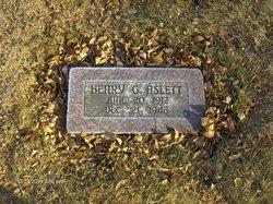 Henry George Aslett