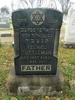Yechiel Suttleman