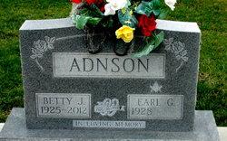Betty J <i>Wagner</i> Adnson