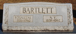 Rosaleene <i>Yancey</i> Bartlett