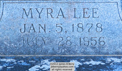 Myra Lee <i>Duckworth</i> Monk