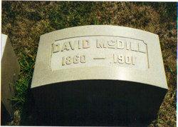 David McDill