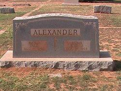 Idus J. Alexander