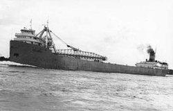 SS Carl D. Bradley Shipwreck <i>Memorial</i> & Crew