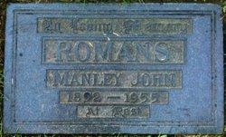 Manley John Romans