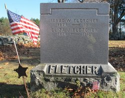 Eliza Josephine <i>Newhall</i> Fletcher