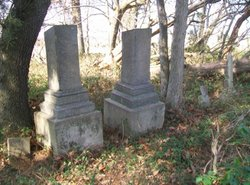 Old Cemetery on Densmore Property