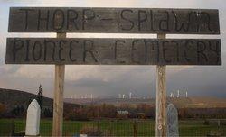 Thorp-Splawn Pioneer Cemetery