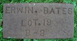 Ervin Basil Bates