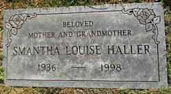 Samantha Louise Lou Lou <i>Roden</i> Haller