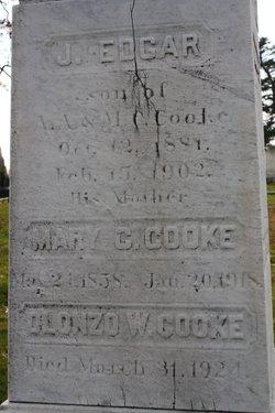Mary Cornelia <i>Rosenberger</i> Cooke