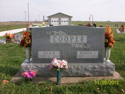Lila B <i>Goodell</i> Cooper