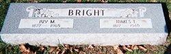 Ivy M <i>Boner</i> Bright