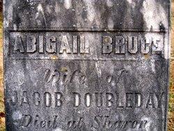 Abigail <i>Bruce</i> Doubleday