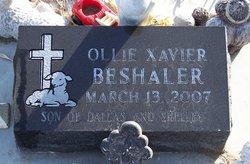 Ollie Xavier Beshaler