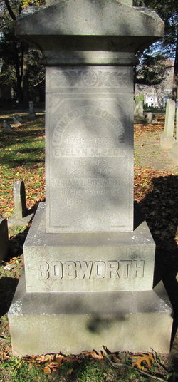 Evelyn Maxwell <i>Peck</i> Bosworth