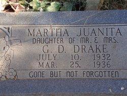 Martha Juanita Drake