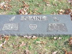 Joann J. <i>Bone</i> Blaine