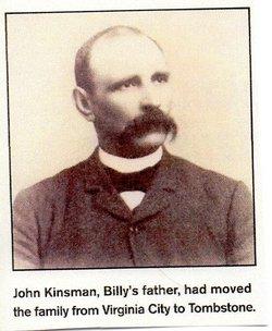 John Kinsman, Sr