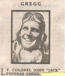 LTC John Phineas Jack Gregg
