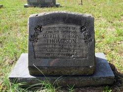 Myrtle Gibson Thompson
