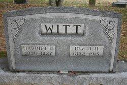 Rev John Hutchison Witt