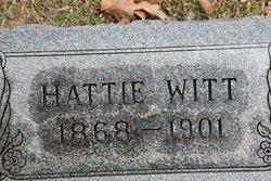 Hattie Witt
