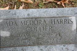 Ada Medora <i>Harris</i> Collier
