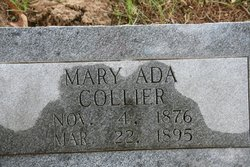 Mary Ada Collier