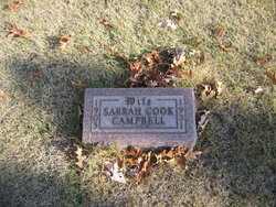 Sarrah <i>Cook</i> Campbell