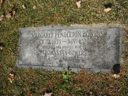 Margaret <i>Pendleton</i> Bowers