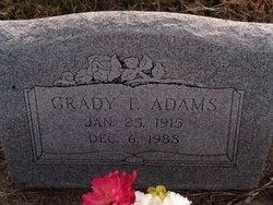 Grady F. Adams