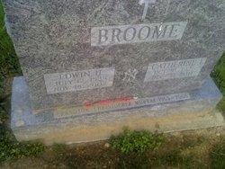 Edwin Harry Ed Broome
