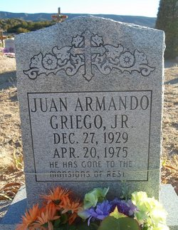 Juan Armando Griego, Jr