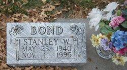 Stanley W Bond