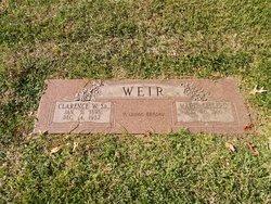 Clarence W Weir, Sr