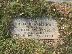 Richard Walton Benson