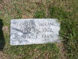 Hugh A. DuRant