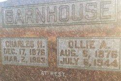Ollie Alabama <i>Brixey</i> Barnhouse