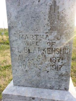 Martha J. Blankenship