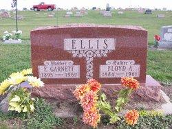 Ethel Garett <i>Hellyer</i> Ellis