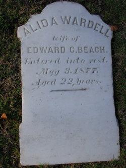 Alida <i>Wardell</i> Beach
