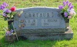 Alva Davis Arthur, Jr