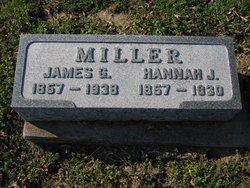 Hannah Jane <i>Jackson</i> Miller