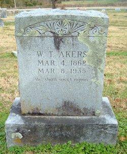 William Thomas Akers