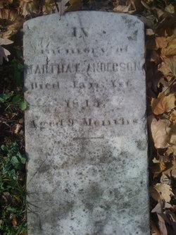 Martha E. Anderson