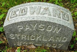 Edward Payson Strickland